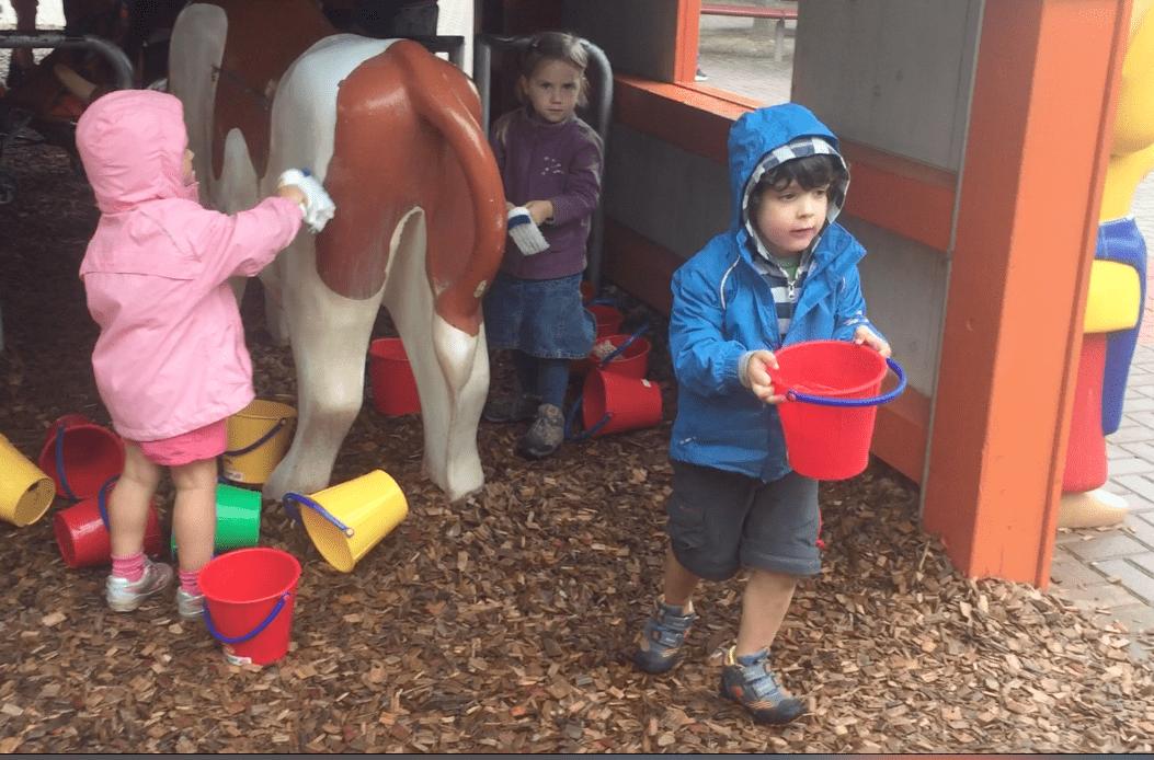 Parco Playmobil Norimberga la fattoria