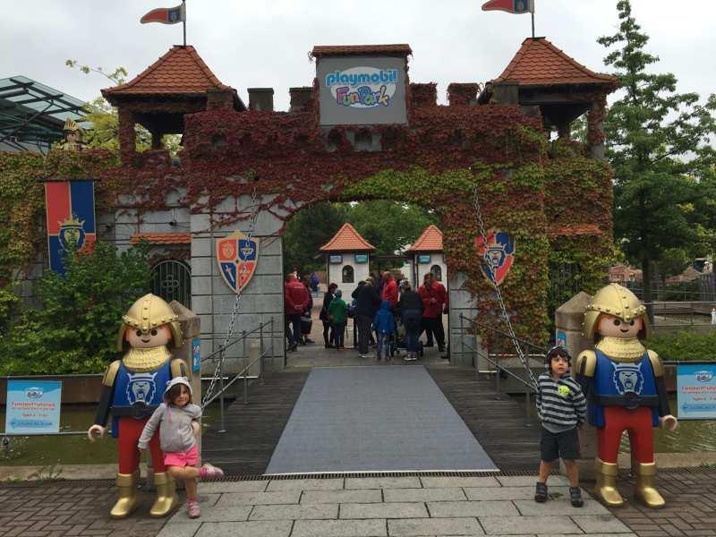 Playmobil Fun Park Norimberga viaggiapiccoli
