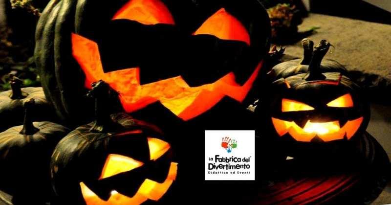 Halloween fabbrica del divertimento
