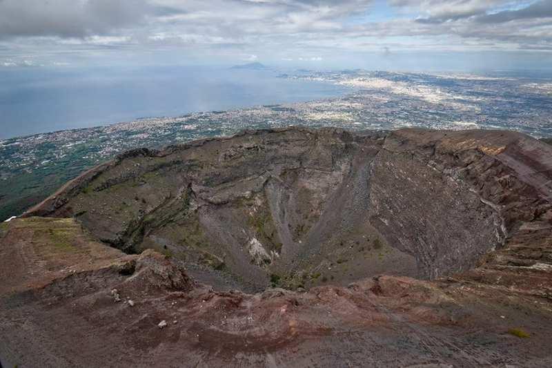 Vesuvio turismo ecososenibile