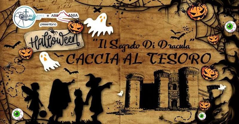 Halloween Caccia al tesoro al Maschio Angioino