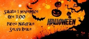 Parco Naturale Selva Reale Halloween