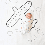 Neonato in aereo consigli