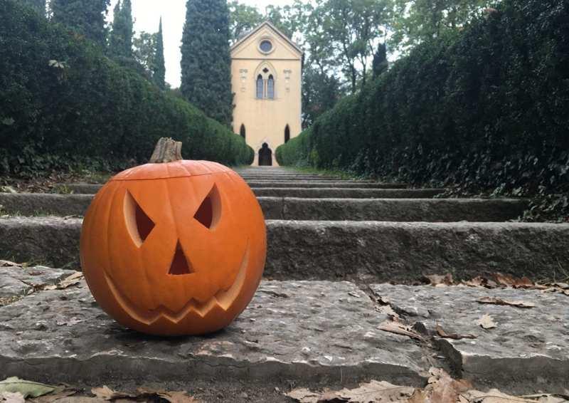 Halloween in parchi e giardini