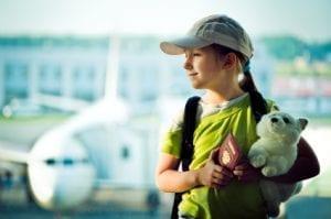 Aeroporti bambini