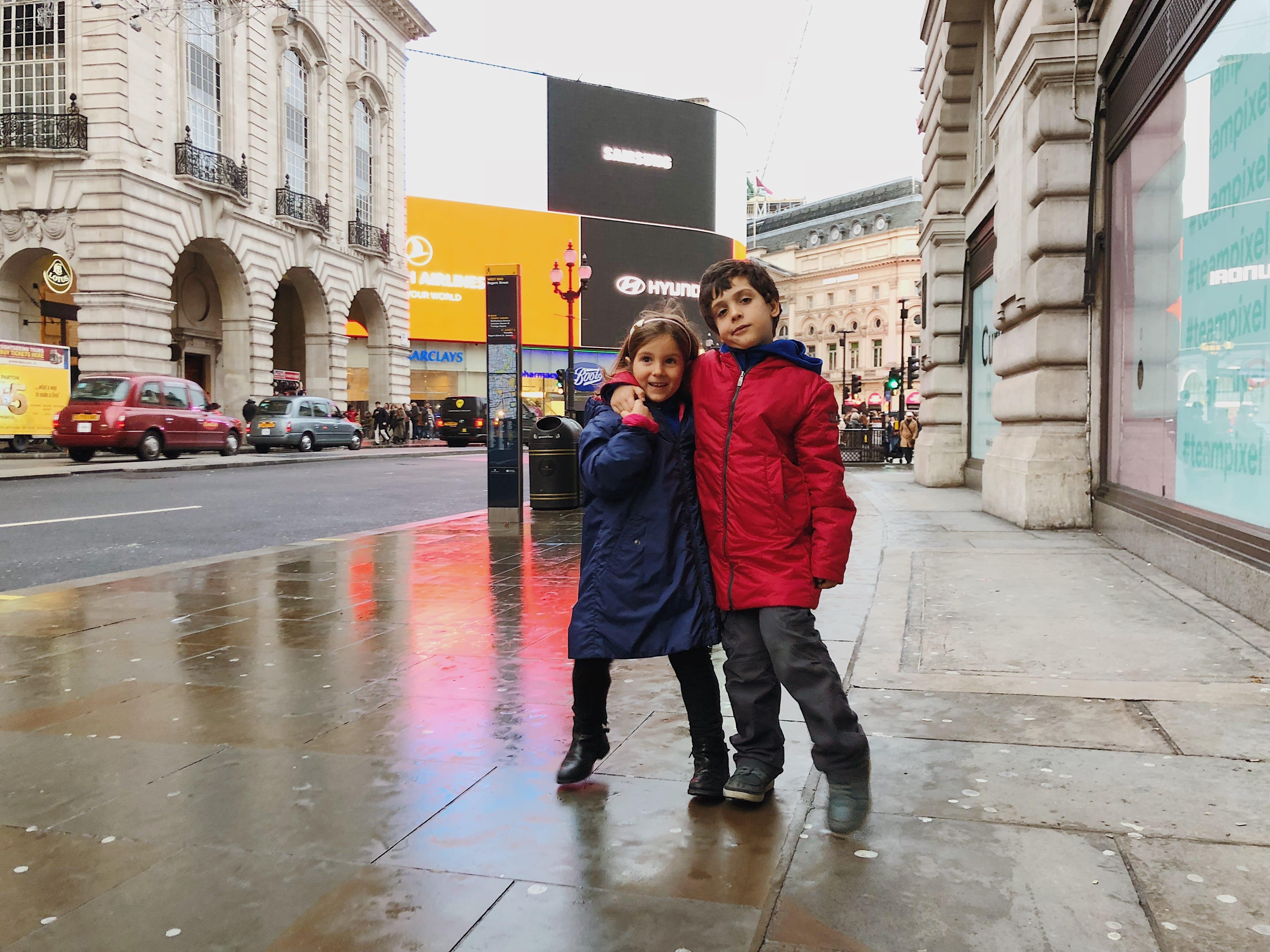 Londra itinerario tre giorni