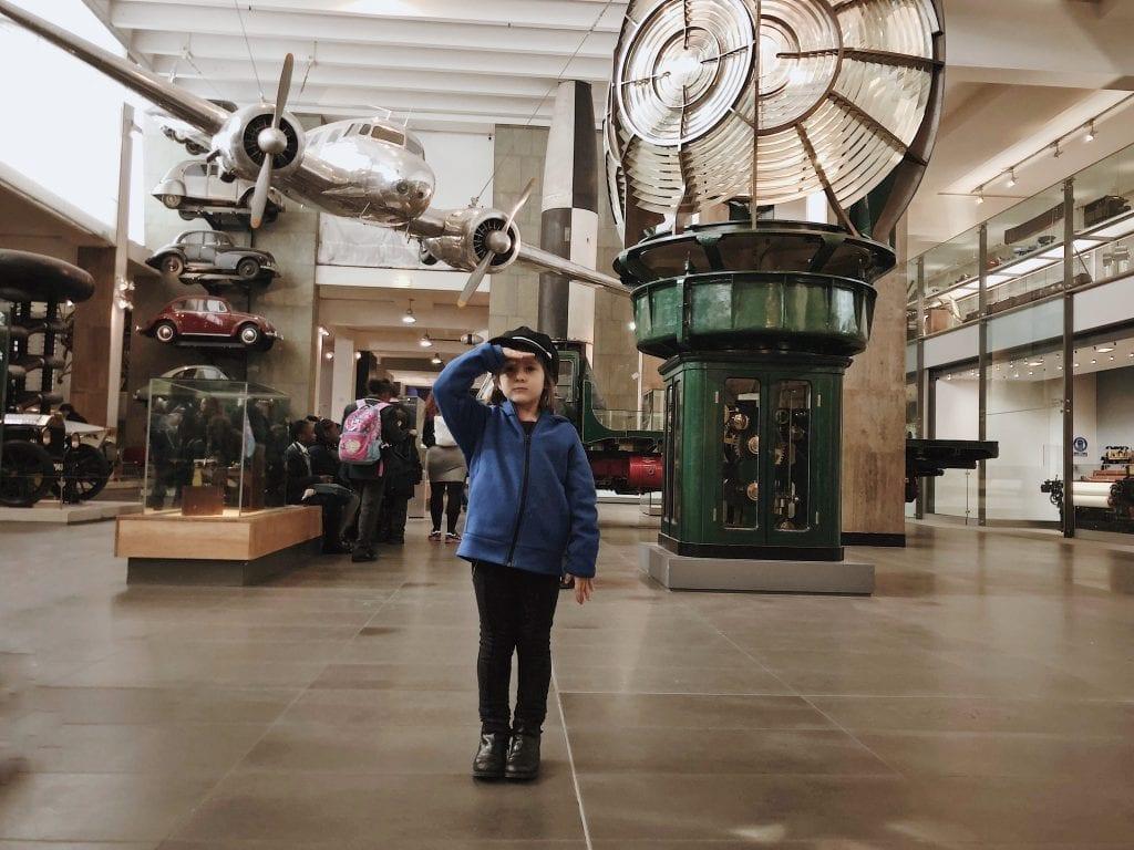 Museo Scienze Londra bambini