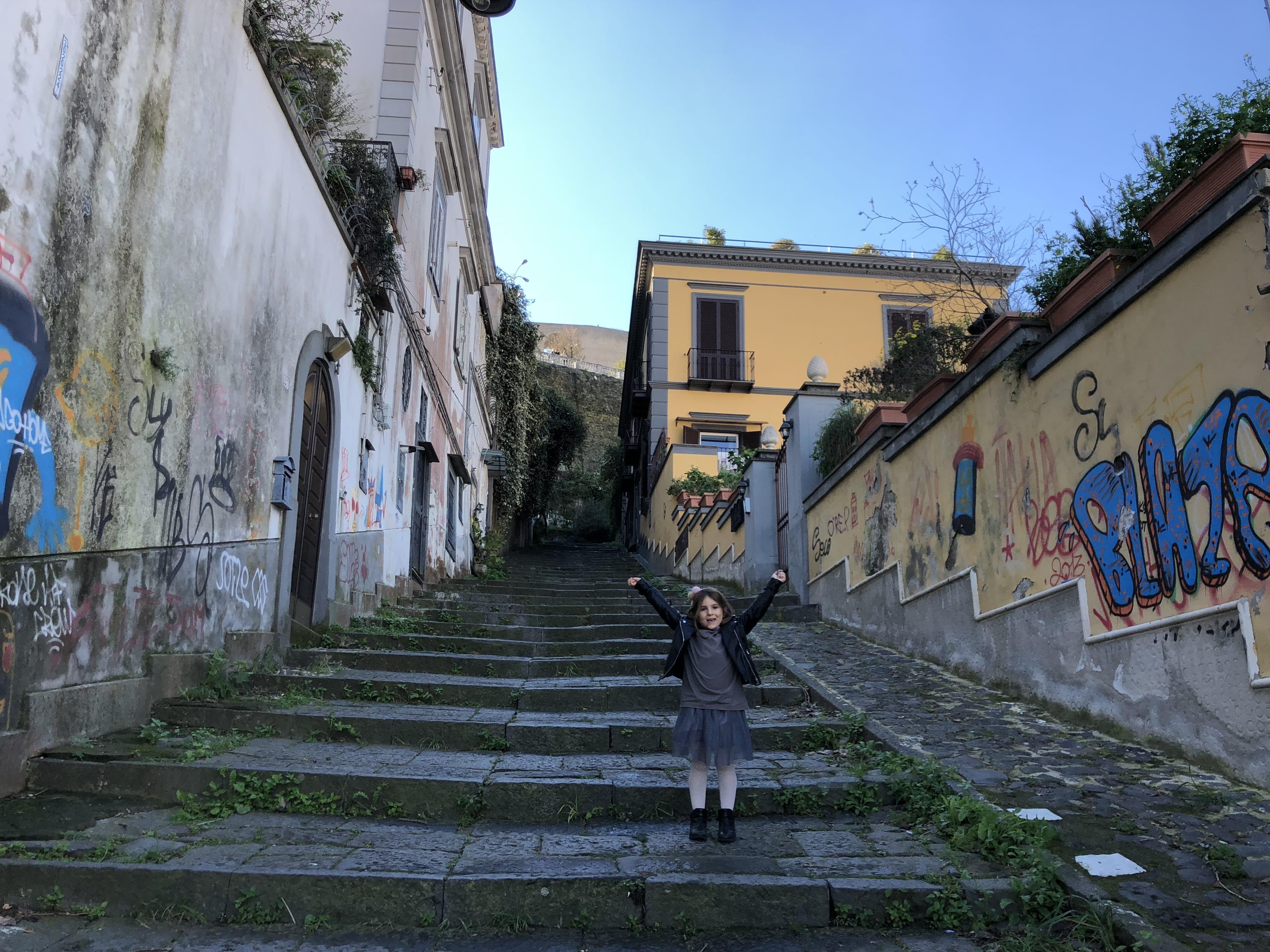 Pedamentina San Martino Napoli