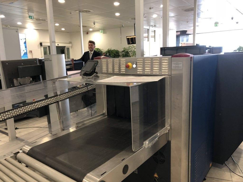 Controlli famiglie Aeroporto