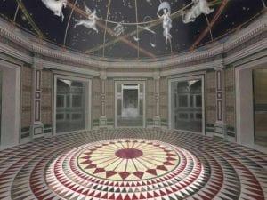 domus aurea Nerone 3d