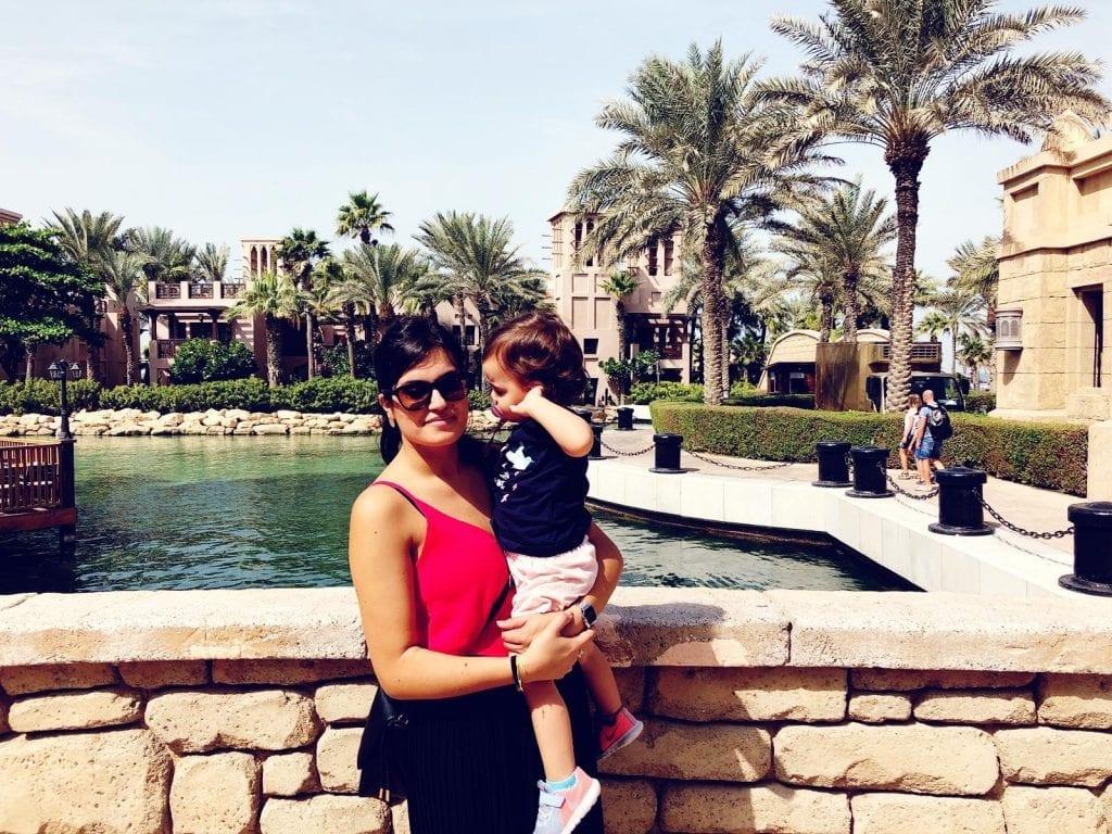Dubai con i bambini