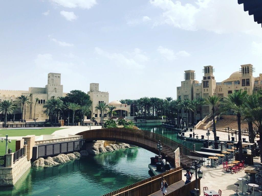 Dubai itinerario