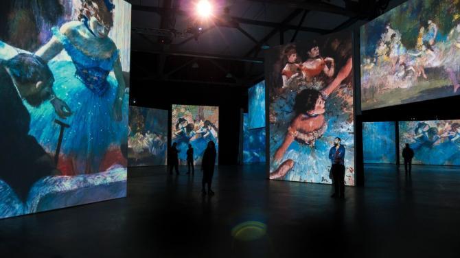 """Mostra multimediale: """"Gli impressionisti francesi"""""""