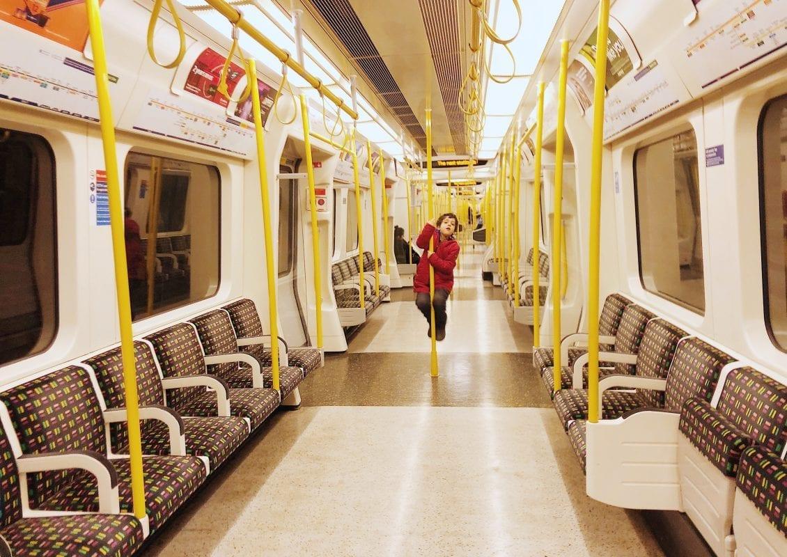 Londra metropolitana biglietto