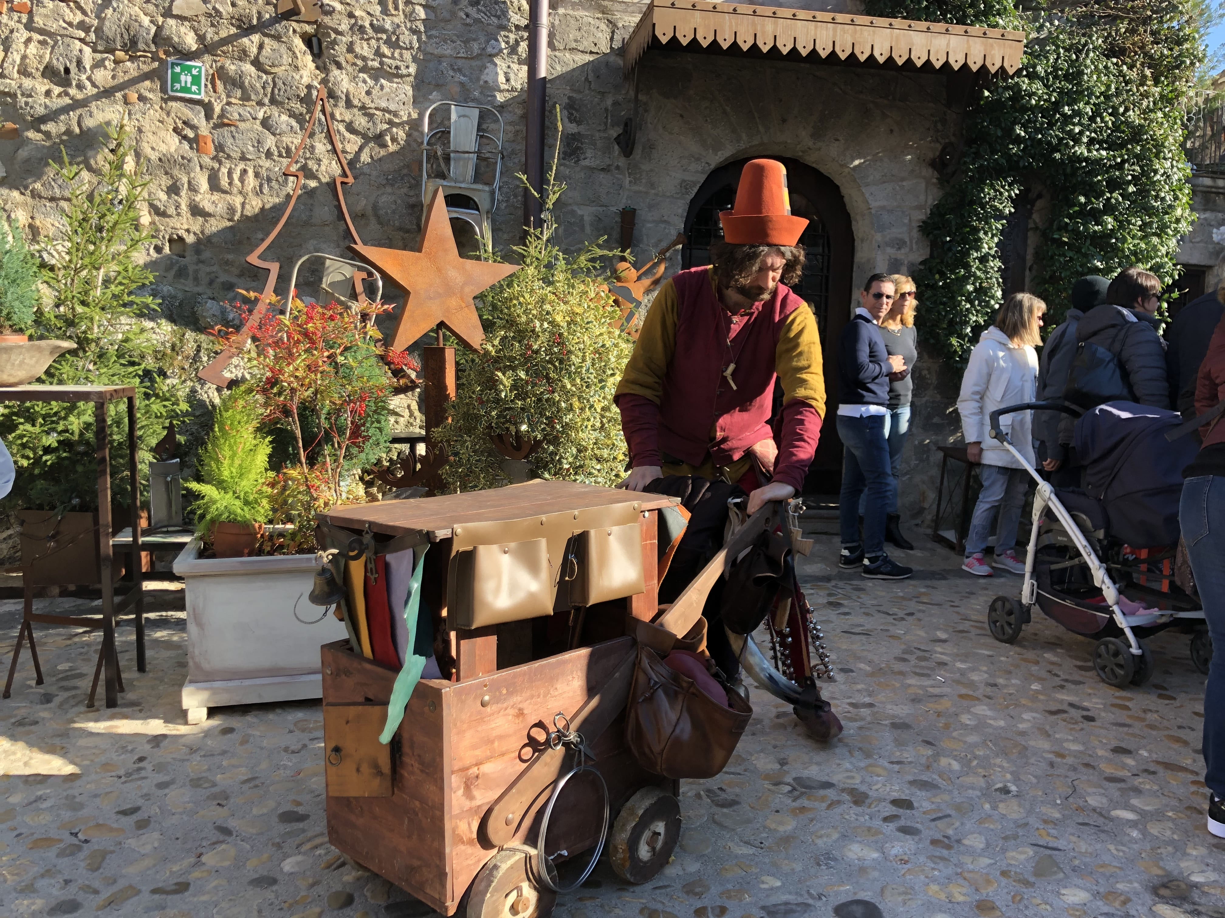 Limatola Castello Natale
