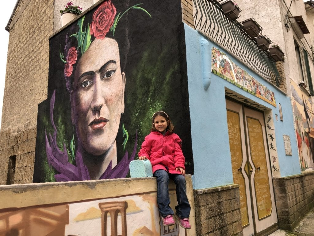 Frida Khalo Valogno