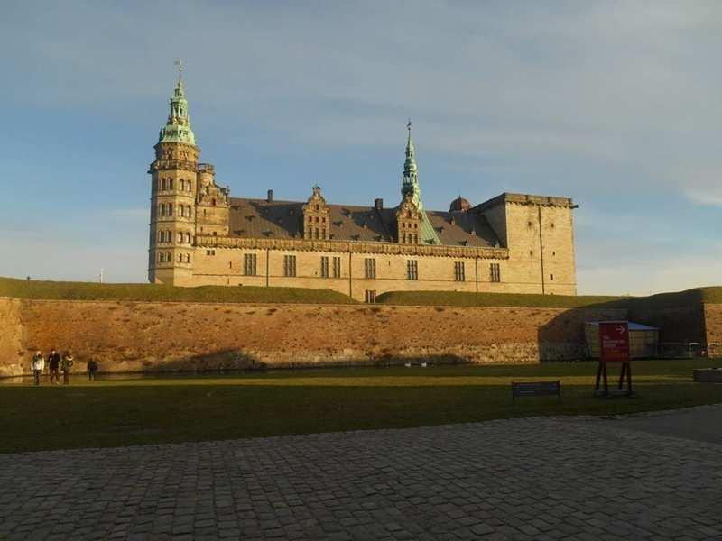 il castello di Kronborg