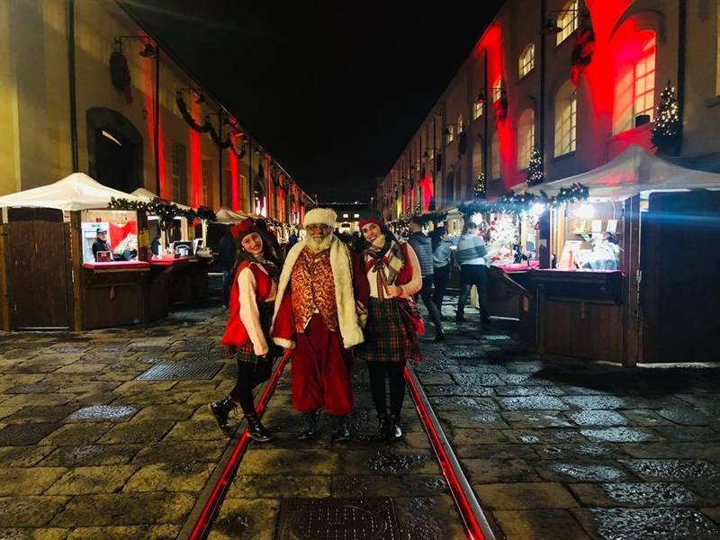Mercatini Natale Napoli
