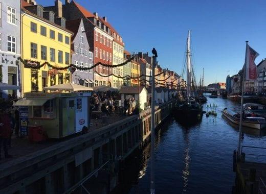 Copenhagen d'Inverno