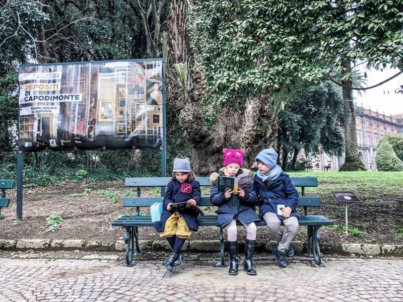 Museo capodimonte: I depositi in mostra