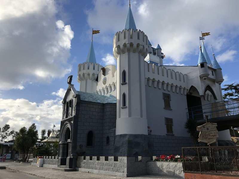 Castello di Lord Sheidon
