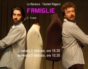 famiglie teatro testoni Bologna