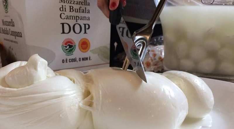 Consorzio mozzarella di bufala campana Doc Partner #Napoliperme