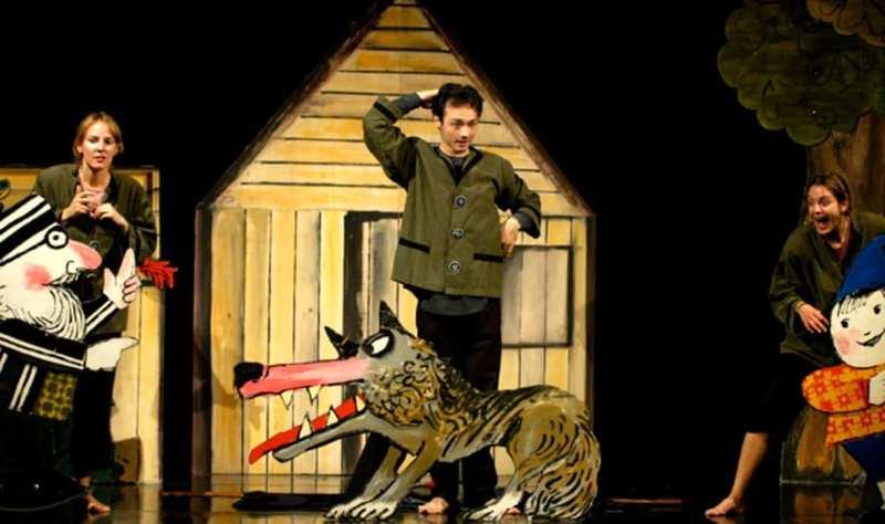 teatro verde pierino e il lupo