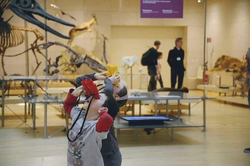 Museo Muse trento bambini