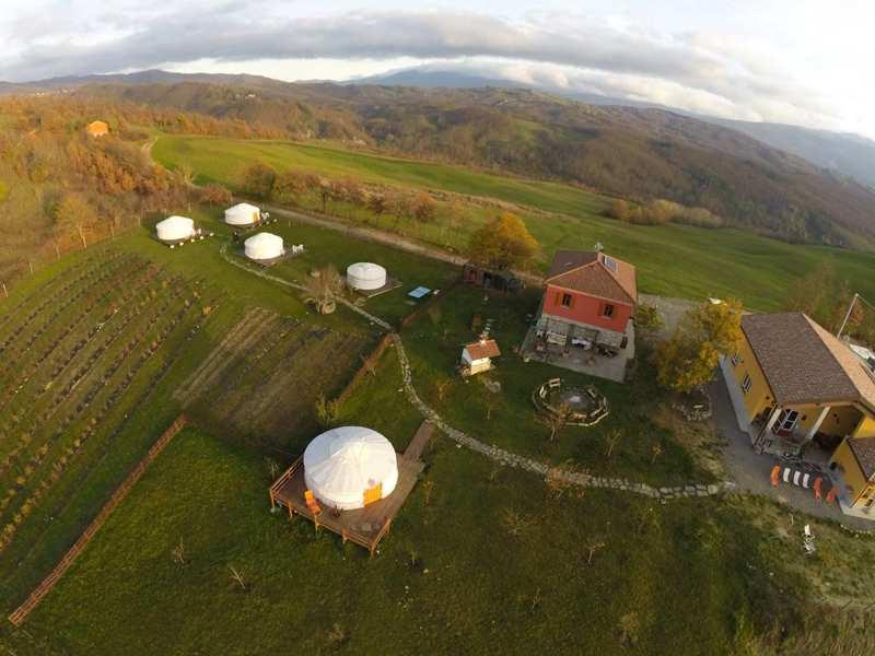 yurta camp bambini