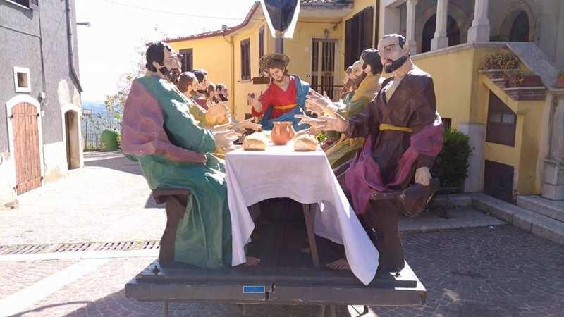 Pasqua in Campania Lapio