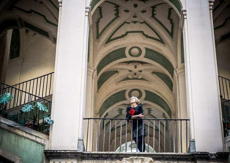 Napoli Palazzo dello Spagnuolo