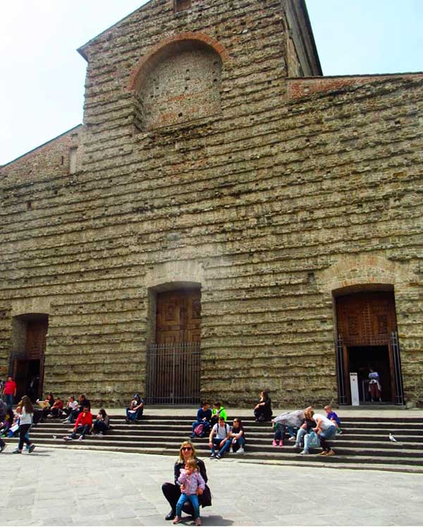 firenze chiesa di San Lorenzo