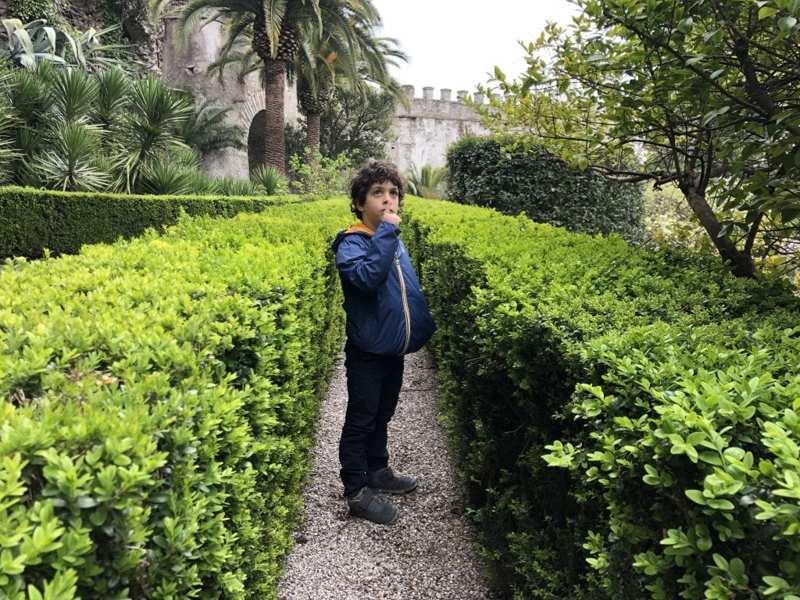 Isola di garda giardini