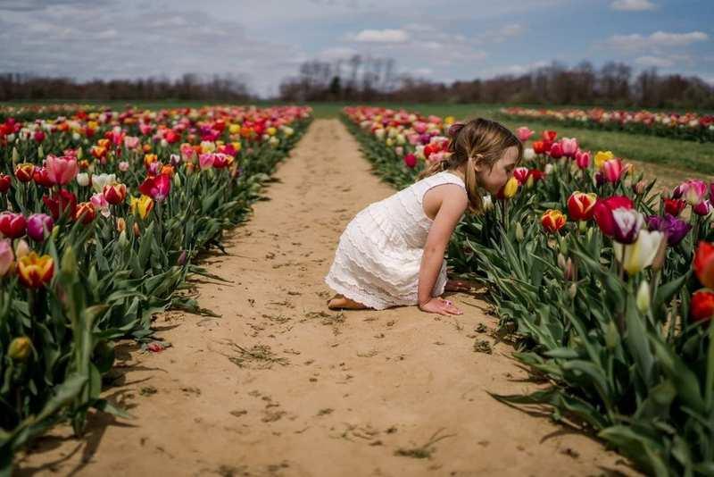 roma primavera bambini