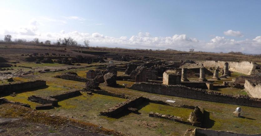 Sibari sito archeologico