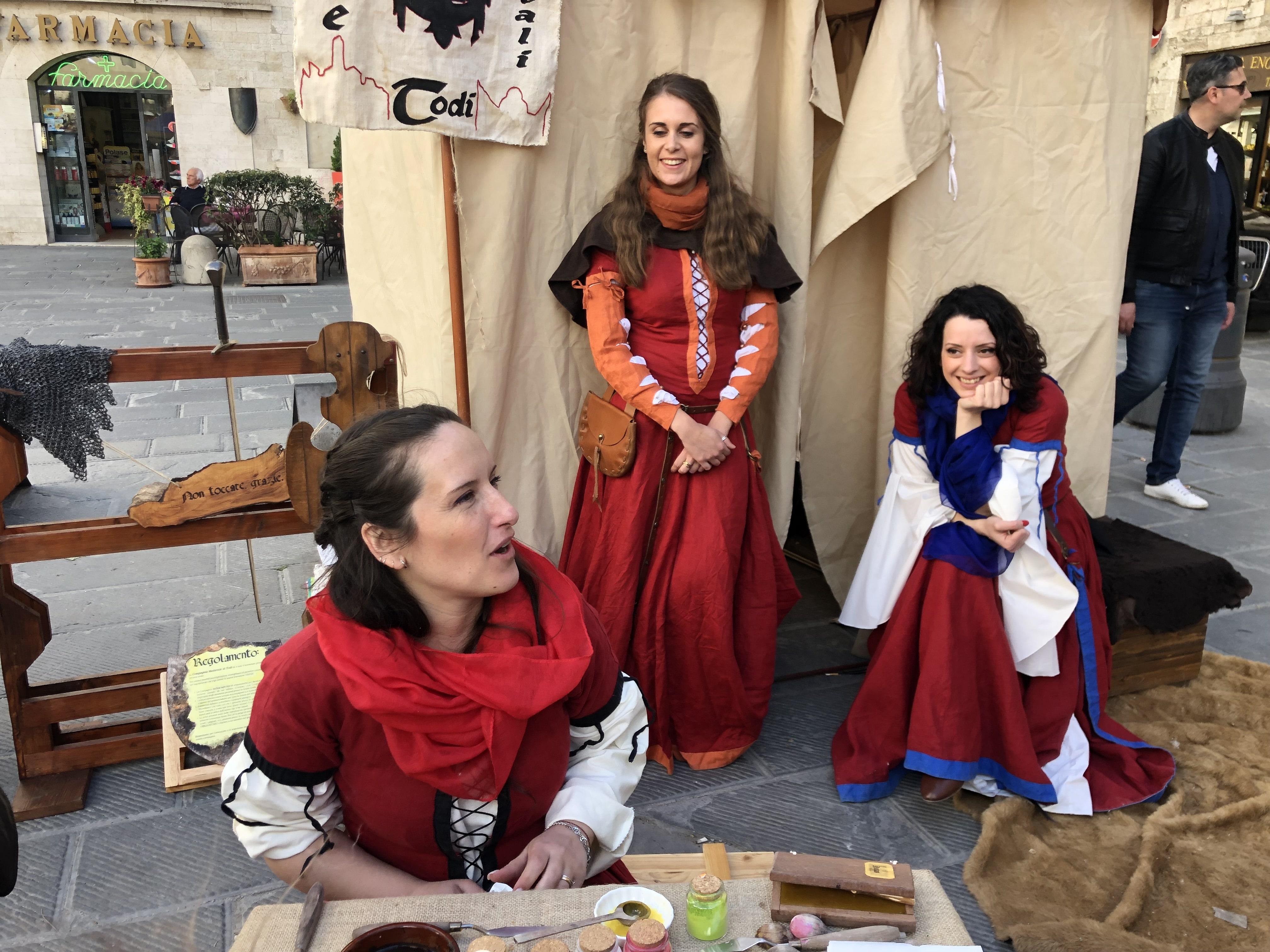 Compagnia danze medioevali
