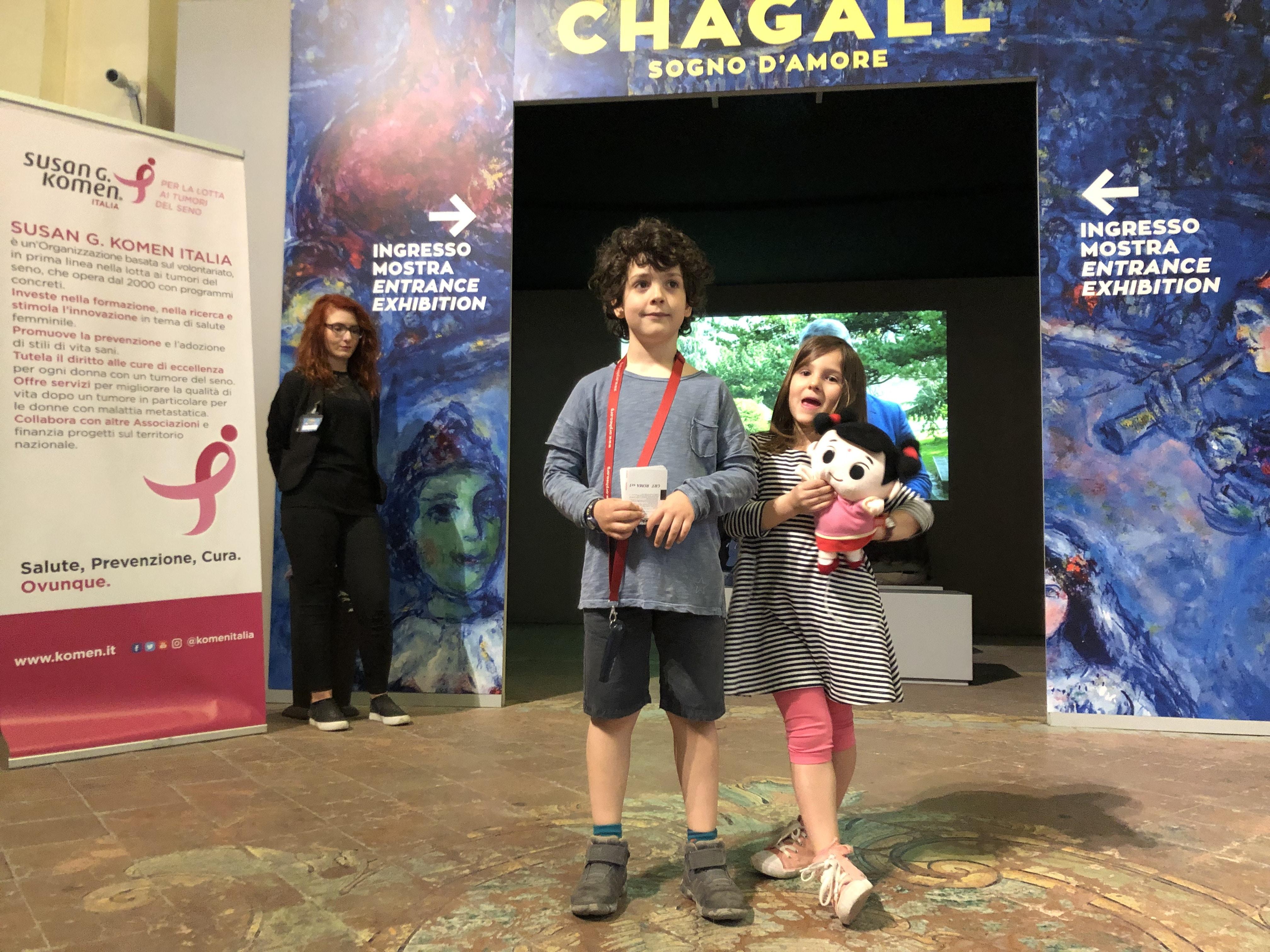 Napoli Chagall