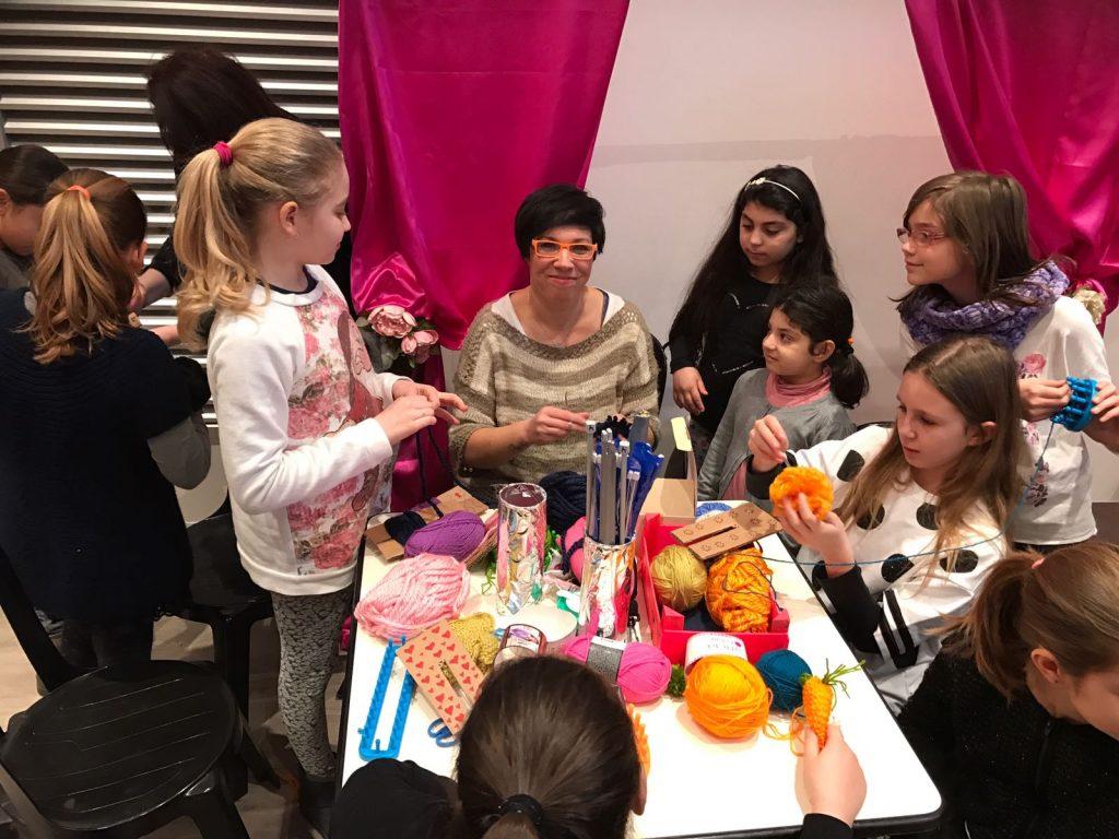 laboratori lana bambini