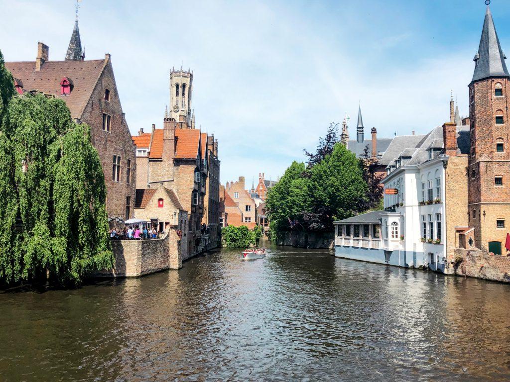 I canali di Bruges