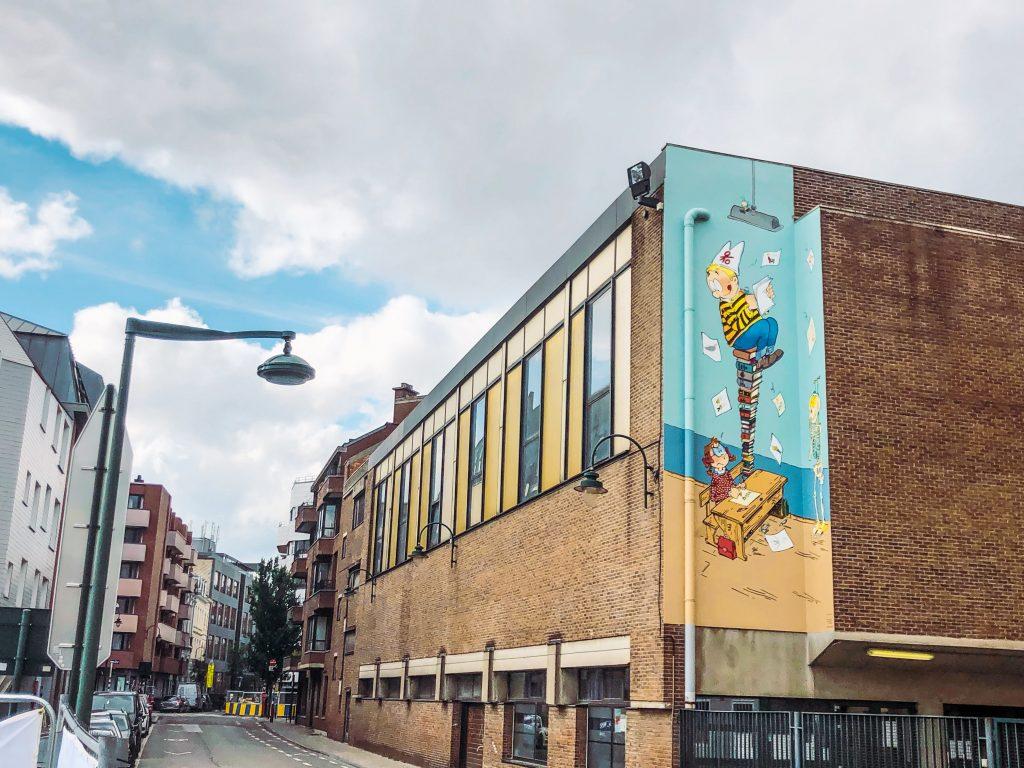 Ducobu in the Rue des Six Jetons