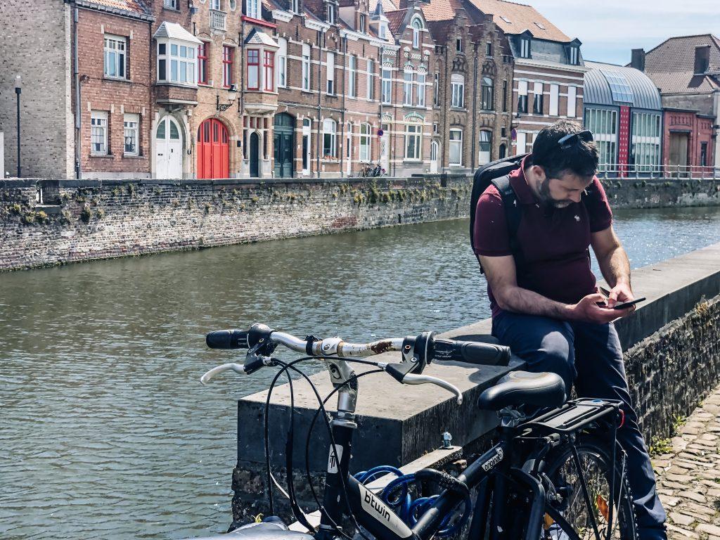 bruges Bicicletta
