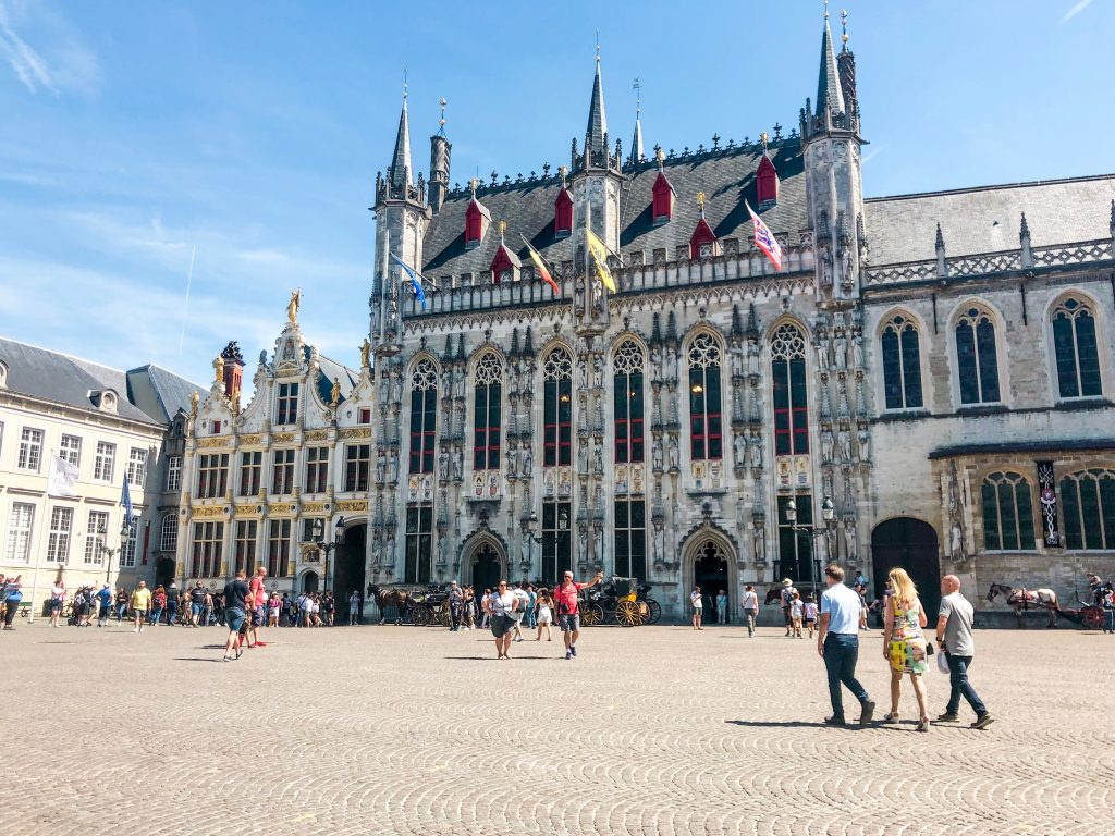 Bruges burg