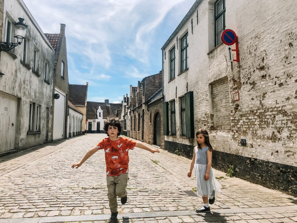 Bruges bambini