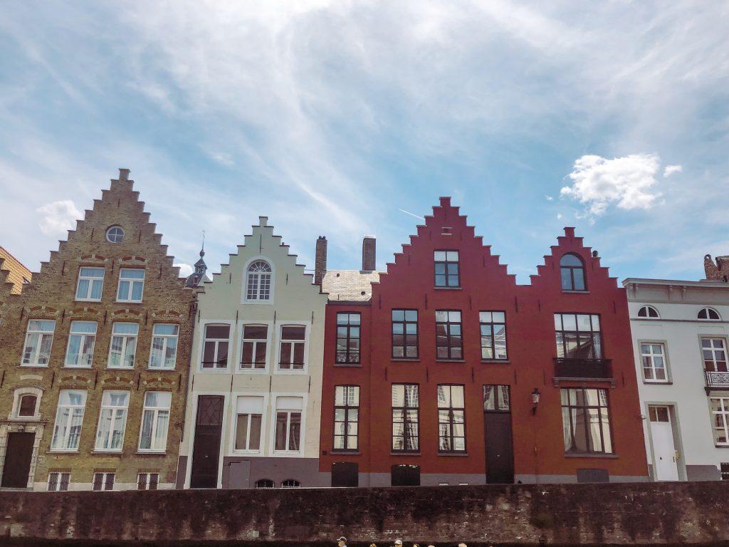 Bruges tetti