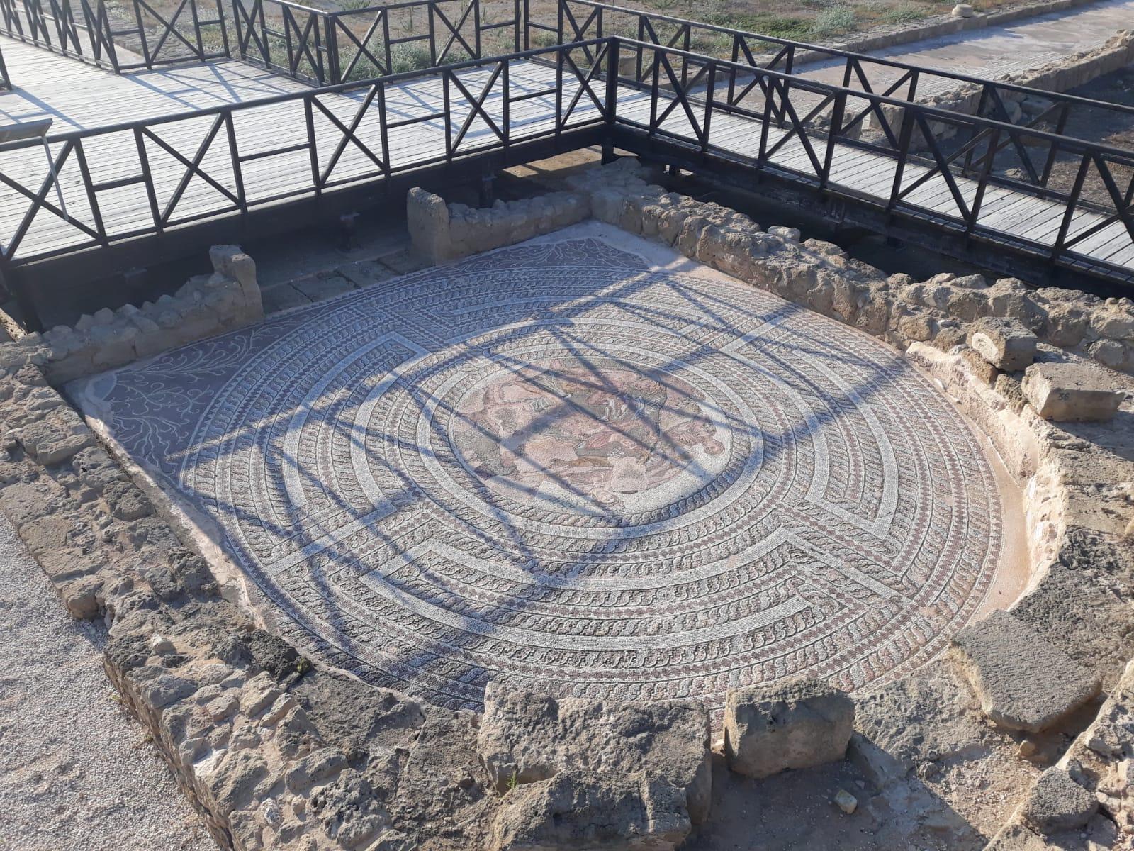 cipro Parco archeologico