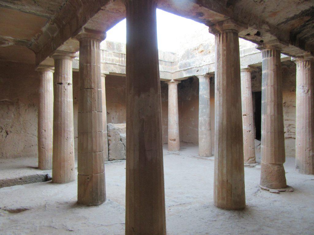 cipro Tombe dei re