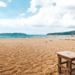Filippine spiaggia