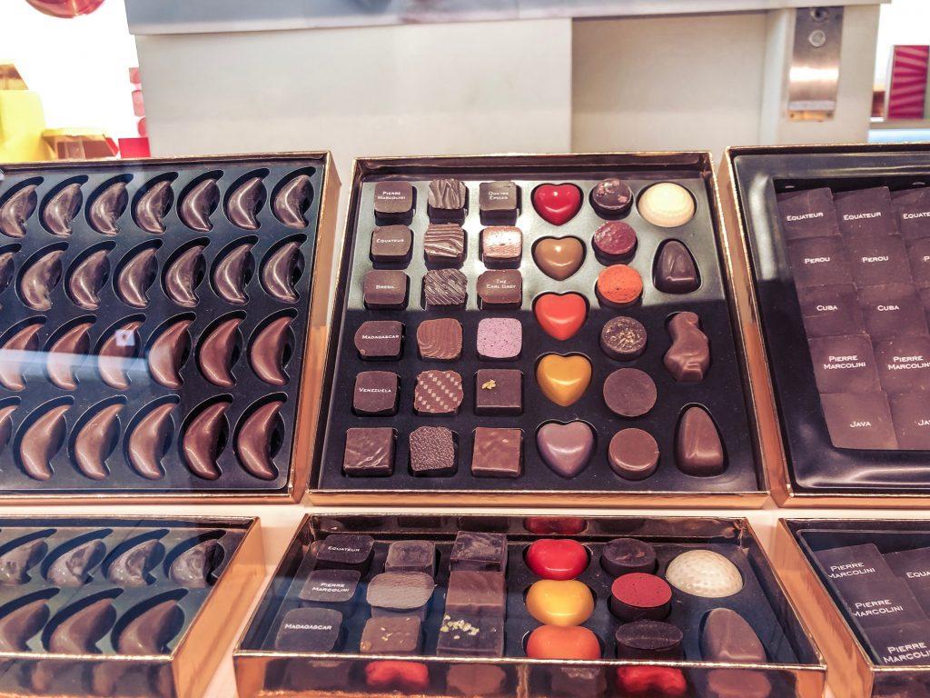 cioccolato bruxelles