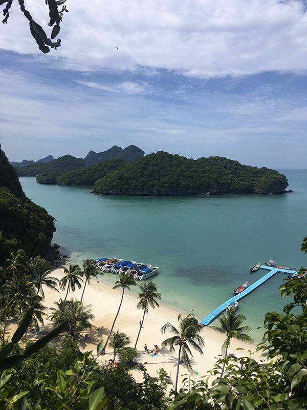 Ang Thong Thailandia